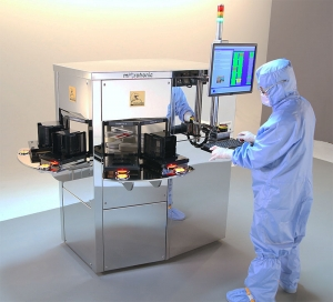 EAGLEview Automated Macro Defect Semiconductor Wafer Inspection Equipment