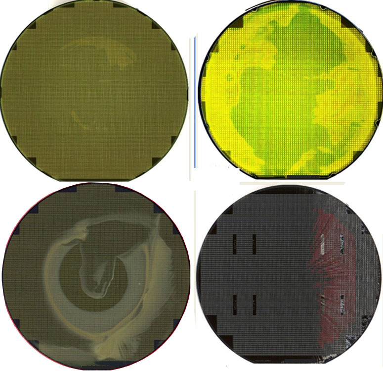 Bad Rinse Semiconductor Wafer Defects-1