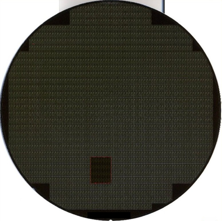 FLASHFIELD  - Semiiconductor Wafer Macro Defect Image - 3
