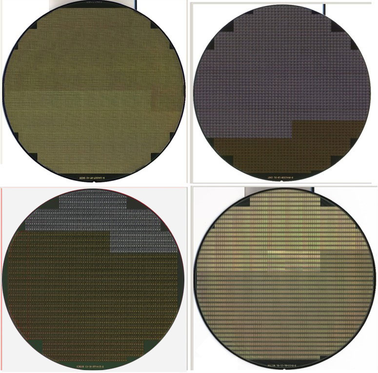 PARTIAL PATTERN  - Semiconductor Wafer Macro Defect Description - 1